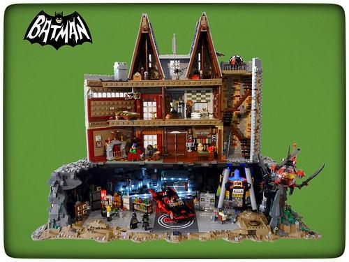 '66 Batcave