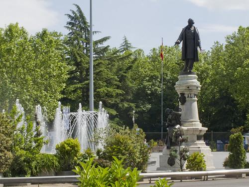 10 Estatua de Zorrilla - Valladolid