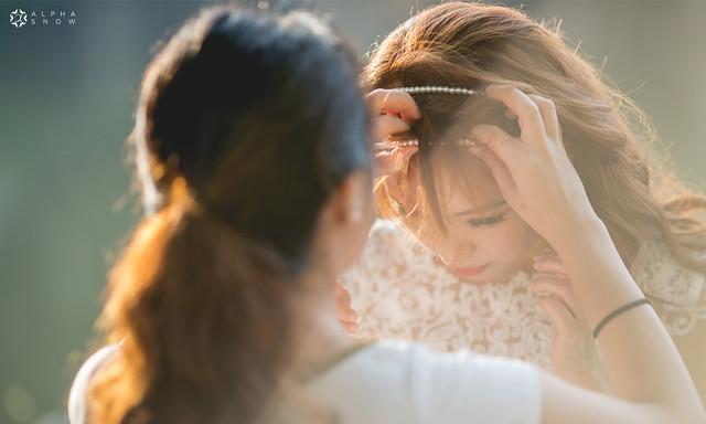 DOTS Bridal AlphaSnow
