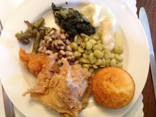 Fried chicken and more at The Dinner Bell, McComb, MS