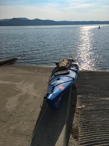 Lake Jocassee Kayaking-2