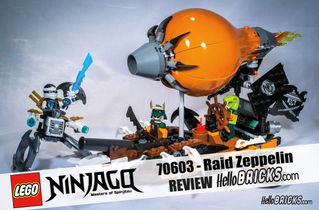 LEGO REVIEW 70603
