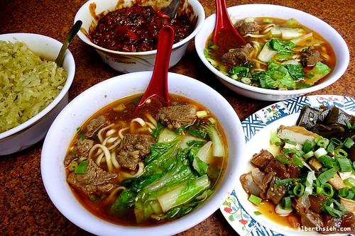 苗栗銅鑼美食小吃.韓鄉村牛肉麵 | Albert Hsieh | Flickr