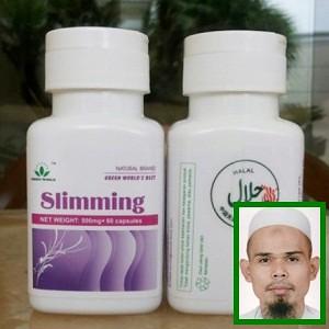 Harga Green World Slimming Capsule 2016
