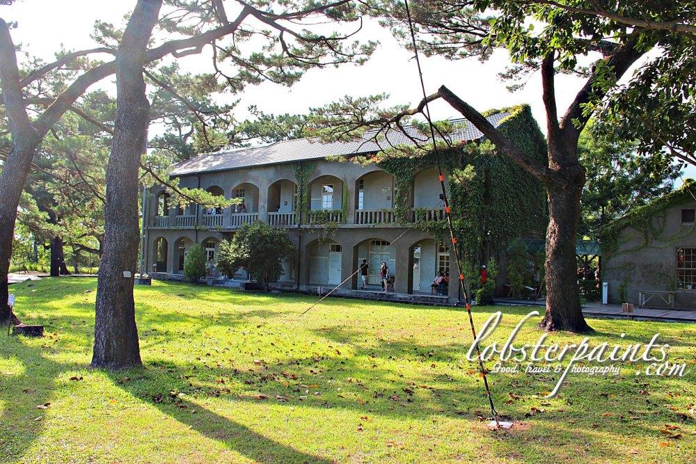 15 September 2012: Pine Garden 松園別館   Hualien, Taiwan