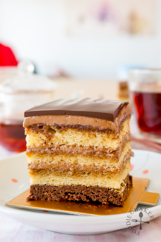 What Does Opera Cake Taste Like