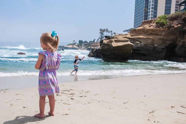 San Diego Day 1