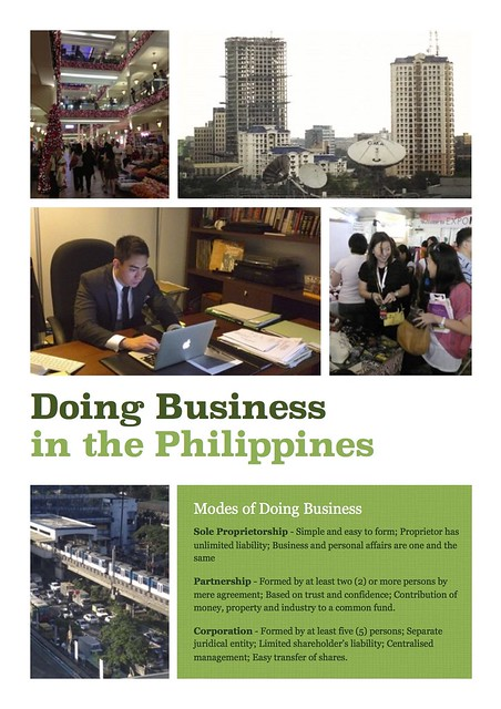 Doing  Business in the Ph