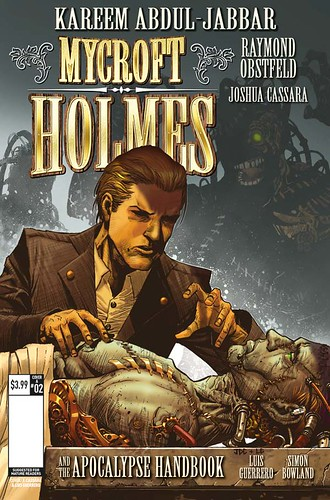 29283937700_f18cd9a7c3 ComicList Preview: MYCROFT HOLMES AND THE APOCALYPSE HANDBOOK #2
