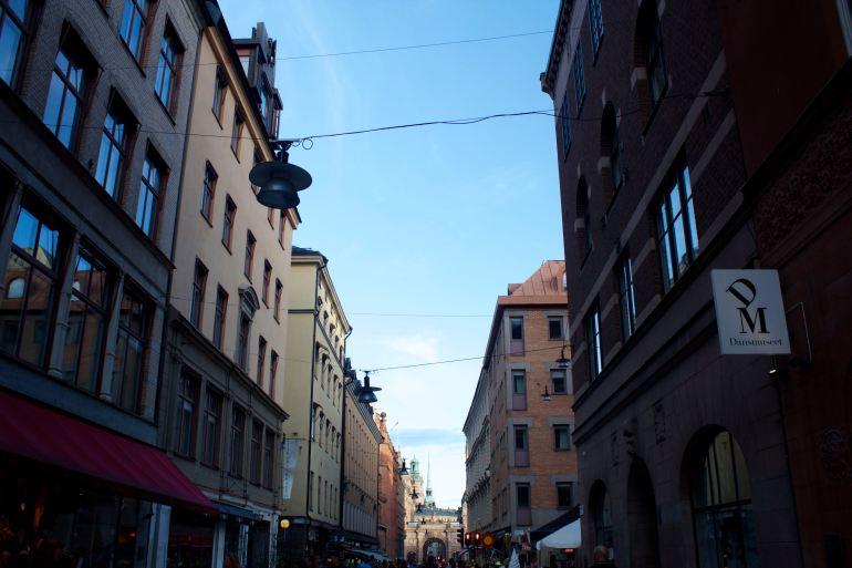 Stockholm Drottninggatan