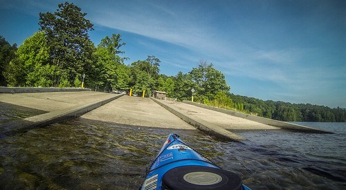 Lake Jocassee Kayaking-26
