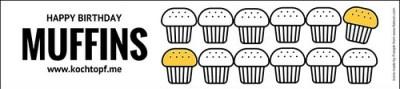 Geburtstags-Blog-Event CXXIV - Muffins (Einsendeschluss 15. Oktober 2016 - Icons made by Freepik from www.flaticon.com)