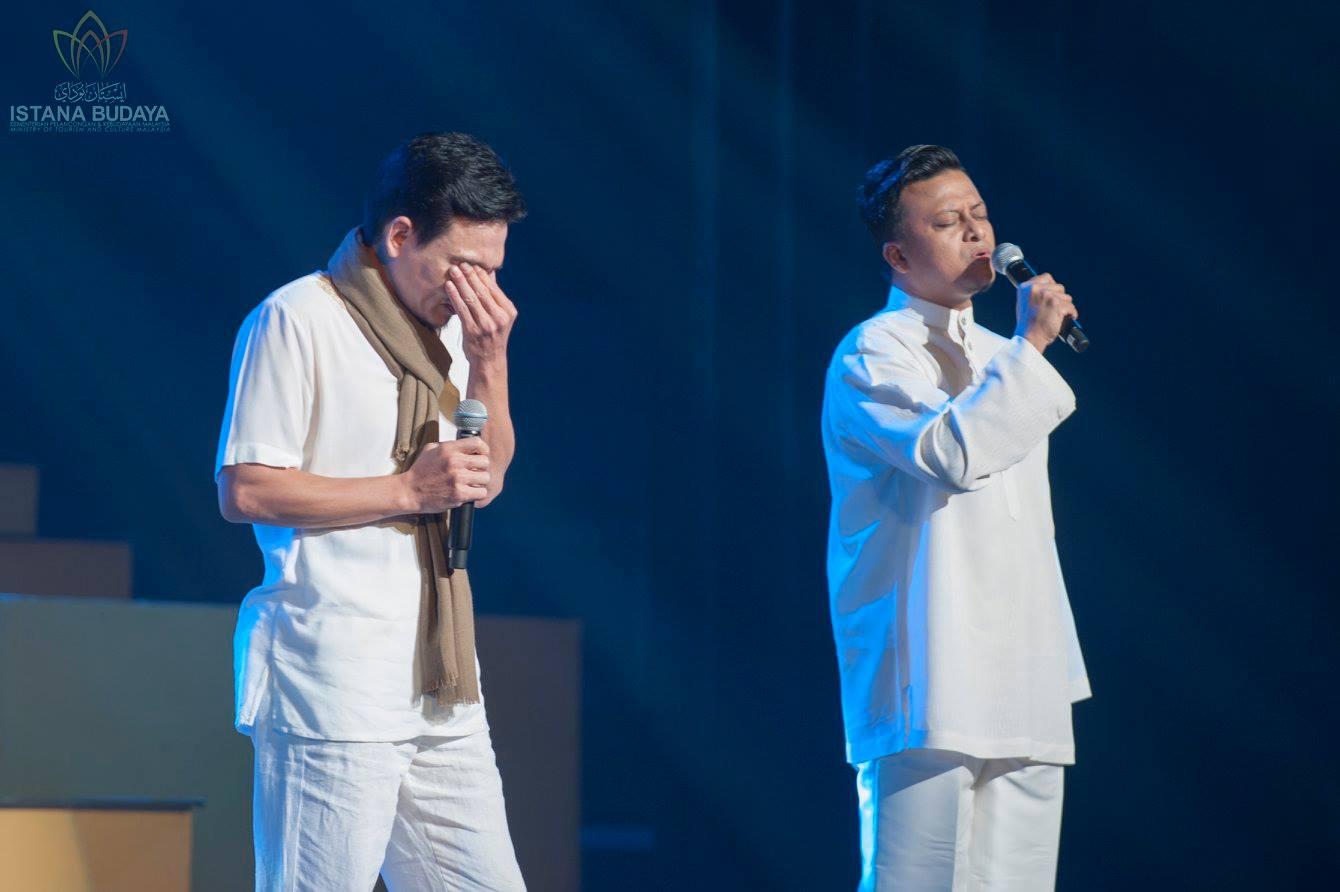 Konsert 3 Kejora bersatu - Brothers