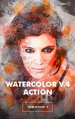 Painting Art - Painting Photoshop Action - 87