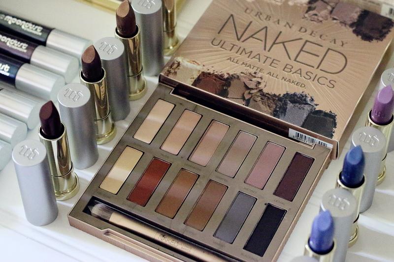 urban decay naked ultimate basics palette, beauty, makeup