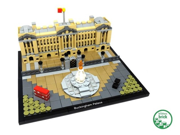 Buckingham Palace review 1