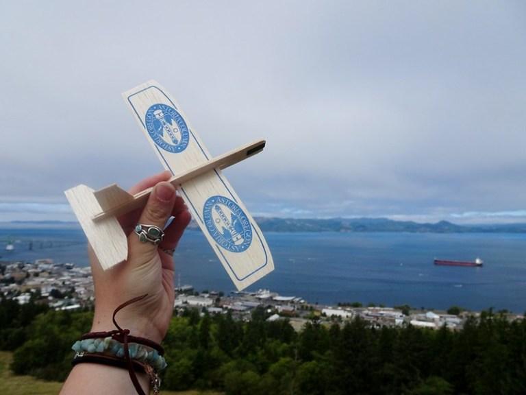 Astoria Column, Oregon, USA - the tea break project solo travel blog
