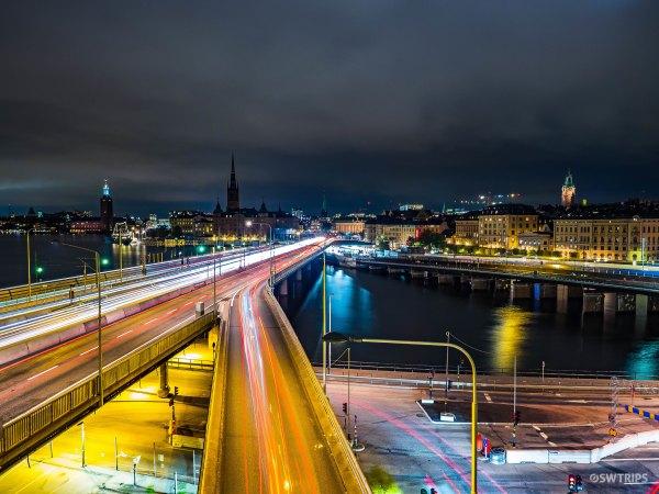 Stockholm Old Town Light Trail - Stockholm, Sweden.jpg