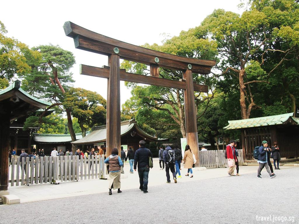 Meiji Jingu 1 - travel.joogo.sg