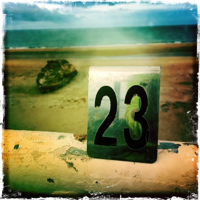 #23s @ #ThatRock