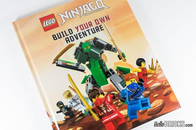 Review Livre LEGO Ninjago DK Build Your Own Adventure 08