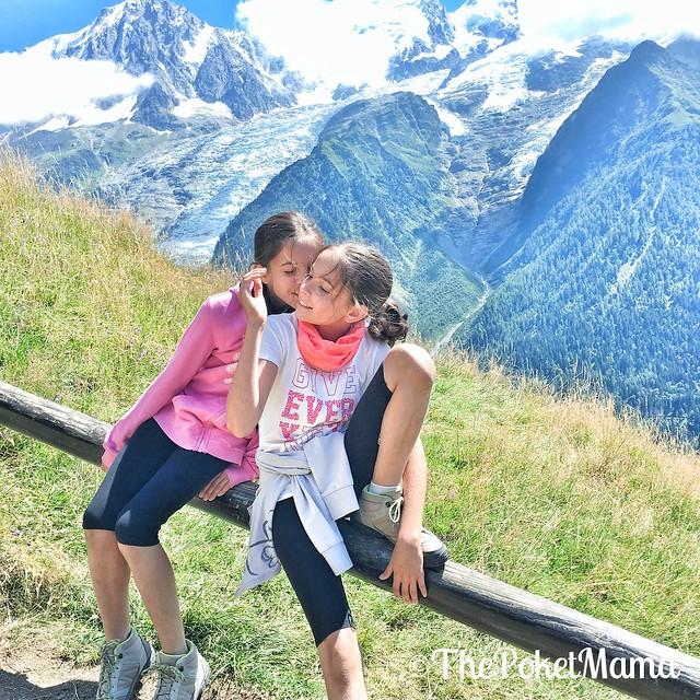 Chamonix coi bambini - Parc de Merlet