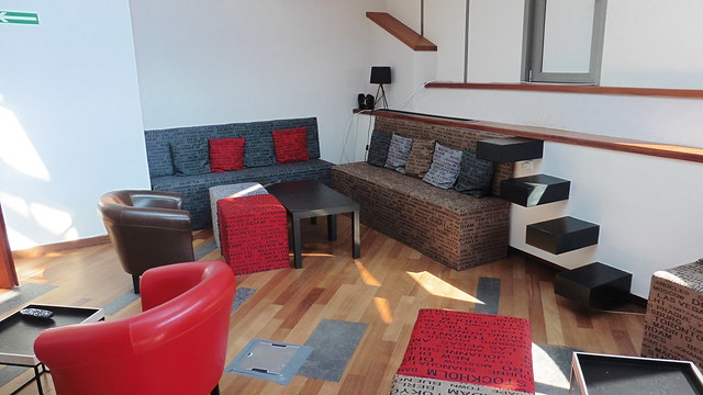 Dónde dormir y alojamiento en Varsovia (Polonia) - Warsaw Center Hostel LUX.