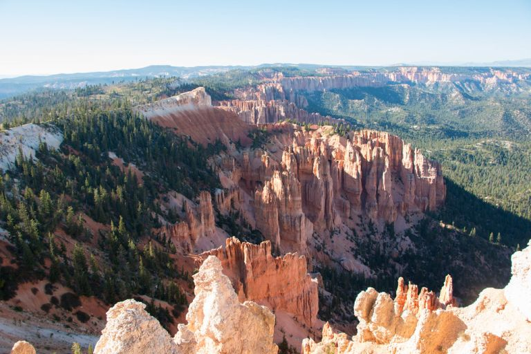 09.08. Bryce Canyon National Park: Rainbow Point