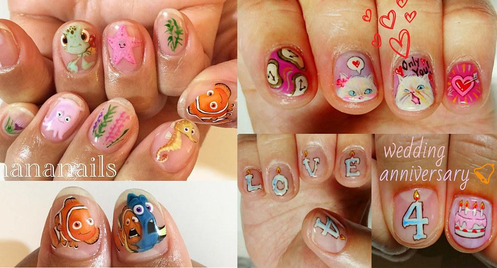 ♥ 抓寶可夢的同時!別忘了看看可愛動物的指甲 3