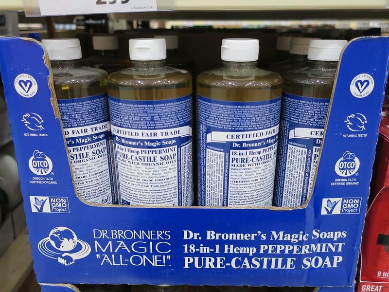 Liquid Soap, Php 300