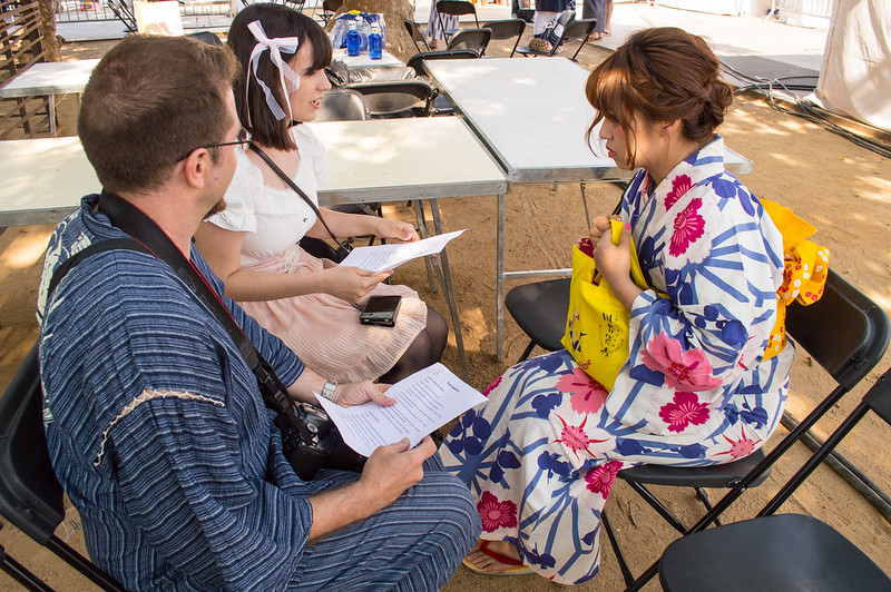 Entrevista a shinobu kawashima