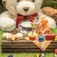 The Langham Children's Afternoon Tea with Hamleys