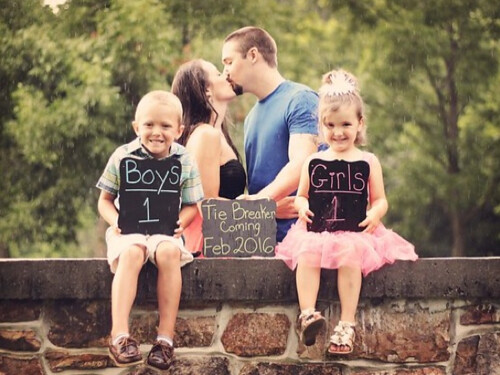 These 24 Sibling Pregnancy Announcements Are So Cute And Creative They Great