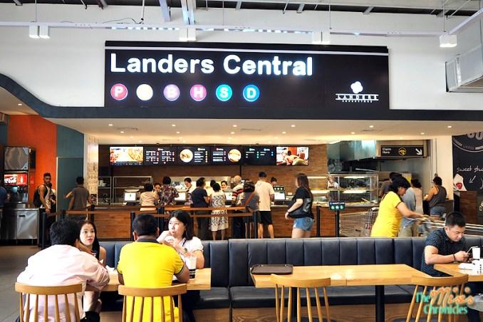 landers central