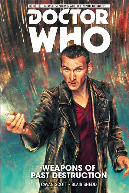 29279787124_a6cb90f186_z ComicList Preview: DOCTOR WHO THE NINTH DOCTOR VOLUME 1 WEAPONS OF PAST DESTRUCTION TP