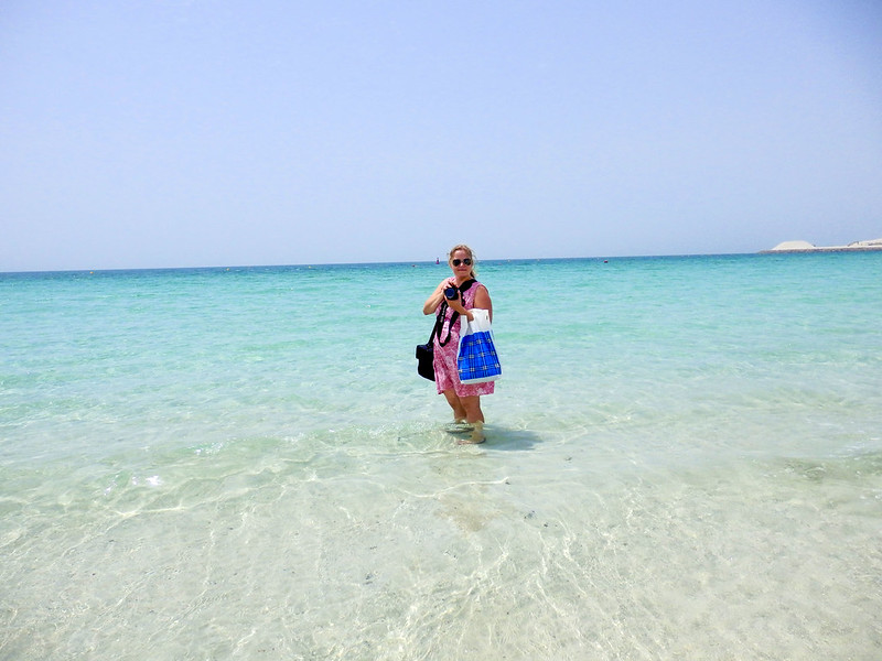 Jumeirah Beach - Dubais bedste strand