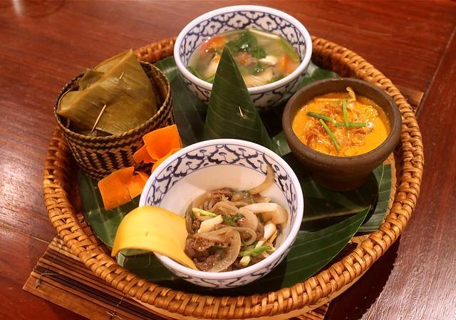 Dinner at 3 Nagas Hotel