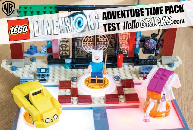 Lego Dimensions 71245 Adventure Time Test Hellobricks