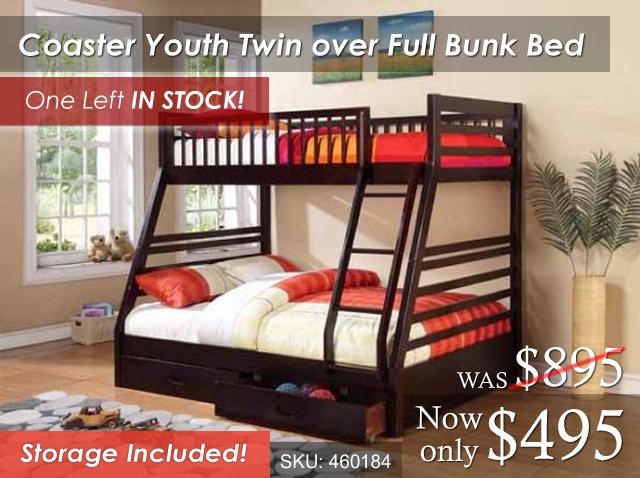 Coaster Youth INV