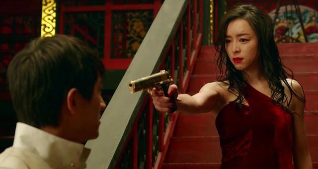 Zhang Jing Chu outfit