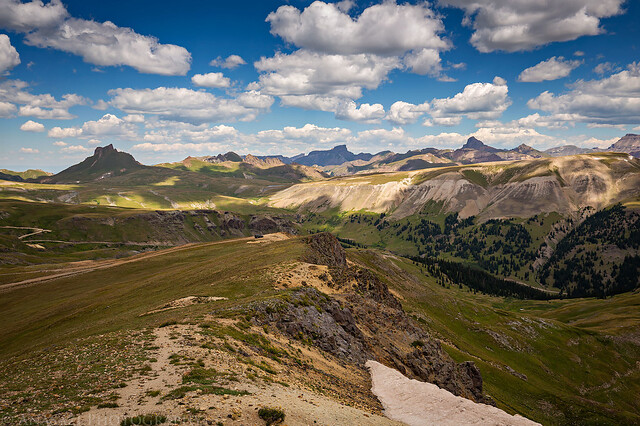 Uncompahgre Wilderness View