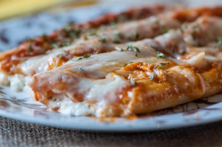 Pizza Manicotti 1