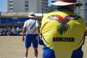 Go Burleigh!