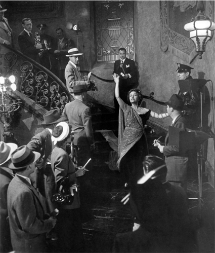 16g19 -Gloria Swanson in Sunset Boulevard (1950)