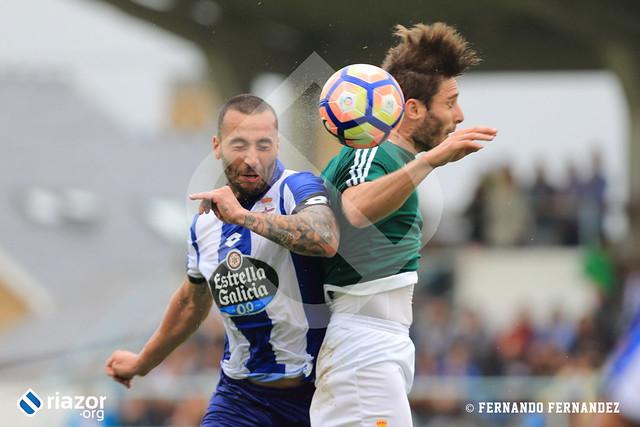 Pretemporada 16/17. R.C.Deportivo 2 - Oviedo 0
