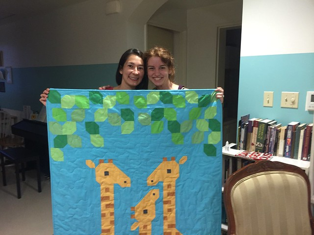 Gifting the Quilt