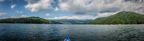 Lake Jocassee with Bennie Waddell-34