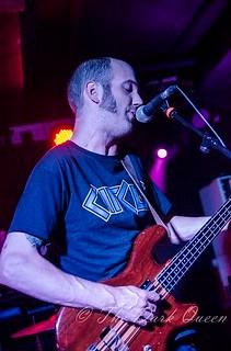 Wild Rocket at Voodoo, Belfast, 30 July 2016