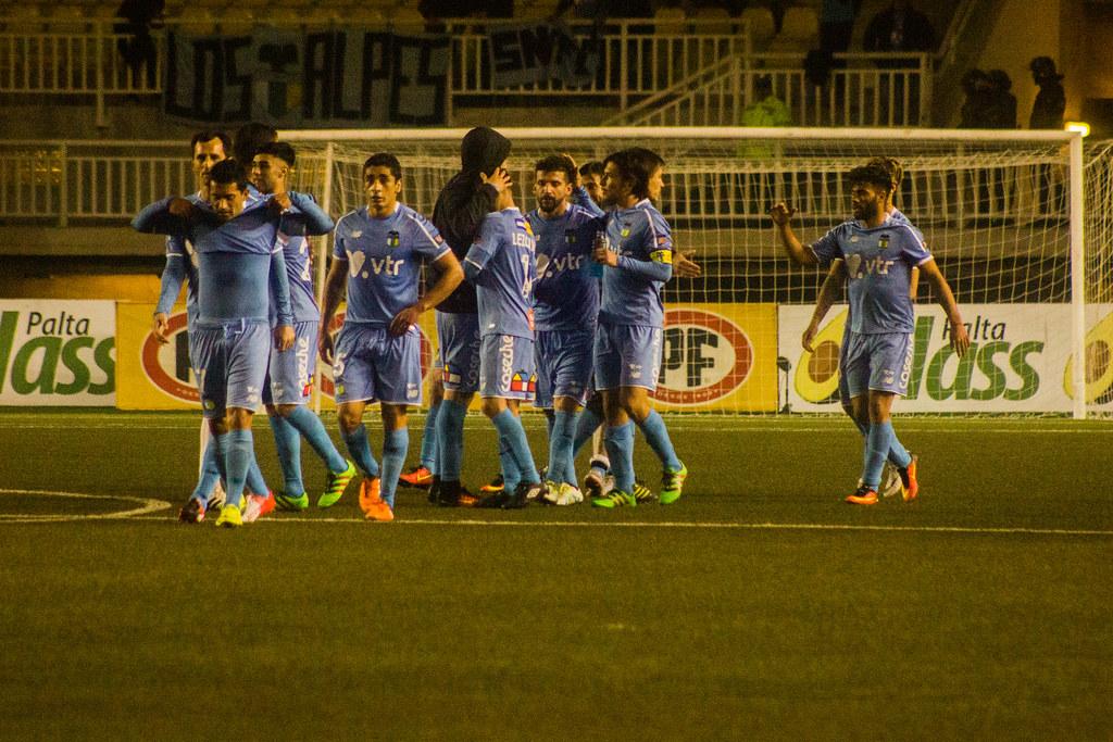 San Luis 0-1 O'Higgins