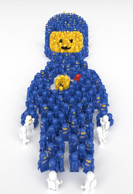 Spaceman, Spaceman, SPACEMAN!